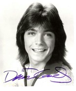 David Cassidy autograph The Partridge Family 8 x 10 photo reprint nice C... - $6.85