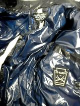 Ed Hardy By Christian Audigier Men's Premium Puffer Nylon Jacket Blue size XL image 6
