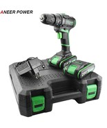 ANEERPOWER® 25V Rechargeable Battery Impact Drill Electric Hand Drill Co... - $189.98