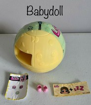BABYDOLL LOL Surprise Series 3 Sleepover Club Doll and most Accessories SEALED!! - $11.25