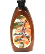 1 Bottle Dead Sea Collection 33.8 Oz Argan Oil Hydrating Mineral Bubble ... - $14.99
