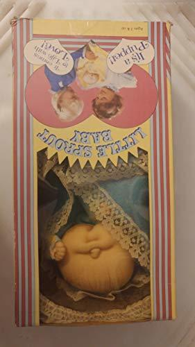 Primary image for judy mahlstedt 1984 Little Sprout Baby Doll Puppet