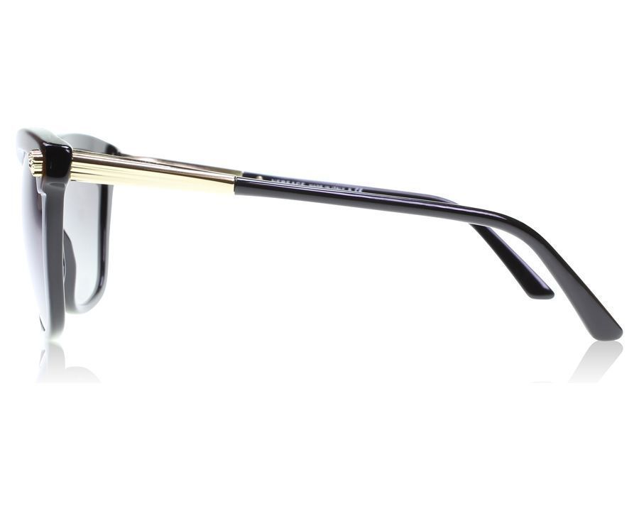 Nuovo Versace Mod: 4313 5180/11 Nero/Havana/Oro Medusa W/ Grigio Fumè 57mm