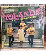 [SOUL/LATIN]~EXC LP~YOLANDA Y SU TRIO PERLA NEGRA~[Rare BOLERO LP]~[1968... - $74.25