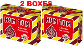 2 Boxes Hum Tum Chocolate Pan Masala Mouth Freshener - $8.95