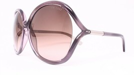 New Tom Ford TF252 83T Purple Authentic Sunglasses 59-16-125 - $106.65