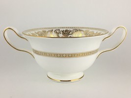 Wedgwood Florentine Gold W4219 Cream soup bowl - $30.00