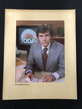 TV Guide Cover Print: Tom Brokaw-Today Show 1977 - $111.55