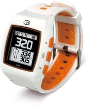 GolfBuddy WT5 Golf GPS Watch, White/Orange - $143.86
