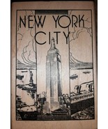 STATUE OF LIBERTY EMPIRE STATE NEW YORK CITY Tin Can Mail Rubber Stamp 9... - $16.82