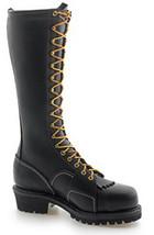 """Wesco Highliner 16"""" Work Boot Black 9716100 (9.5 E US Men) - $475.20"""