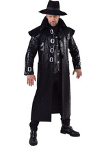 Trench Coat - Tough Man , Villain /Maverick/Highwayman/ Steam punk  - $57.06