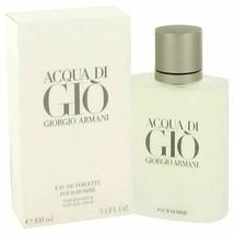 ACQUA DI GIO by Giorgio Armani Eau De Toilette Spray 3.3 oz for Men - $81.75