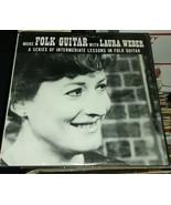 More Folk Guitar With Laura Weber vinyl LP - $27.99