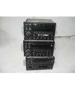 Delco Car Radio AM/FM Cassette CD Players 3 Units (A) OEM 16216424 16249434 - $23.47