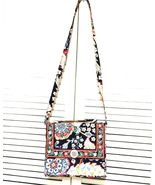 Vera Bradley Versailles Cross Body Messenger Handbag Purse - $25.00