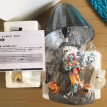 Disney Store Japan Character Goods Nightmare Figure Lamp Light Item - $232.65