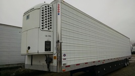 2013 UTILITY 3000R REEFER TRAILER For Sale In Marshfield, WI 54449 image 1