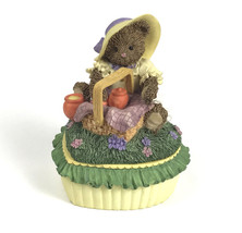Playful Teddy Bears Springtime Picnic You Are M... - $10.41