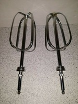 Vintage Oster Regency Kitchen Center Replacement Mixing Beater Blade Mixer Set - $14.50