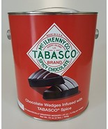 Tabasco Brand Spicy Chocolate 144 Piece Paint Can - $98.00