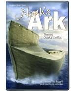 Noah's Ark - Thinking Outside The Box DVD Ken Ham Tim Lovett Dr. John Wh... - $9.89