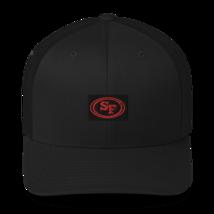 San Francisco hat / 49ers hat // San Francisco Trucker Cap Cap image 2