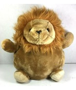Lion Plush Stuffed Animal with Back Pouch - $16.48