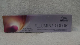 Original Wella Profi Illumina Haarfarbe 59ml ~ Kaufen 3 Tuben ; Get 1 Gratis - $6.00