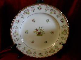 Wedgwood Bianco williamsburg salad plate - $19.75