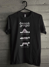 Drunk Yoga Men's T-Shirt - Custom (4902) - $19.12+