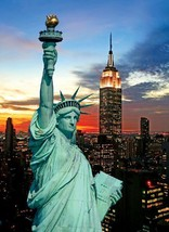 THE STATUE OF LIBERTY, NEW YOR - $21.99