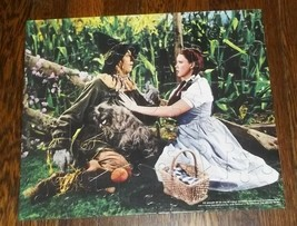 Wizard of Oz 50 Pc Puzzle Scarecrow Dorothy Judy Garland Toto Pressman - $16.82