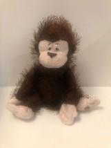 """Ganz Webkinz HM008 Monkey 9"""" Plush Toy No Code A23 - $8.95"""