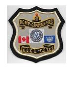 Canada Gendarmerie Royale du Canada Camboge ONU Extraordinary Chambers K... - $10.99