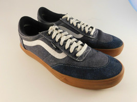 Vans Gilbert Crockett PRO Denim Suede Size 8.5 Men's Skateboard Shoe - $49.49