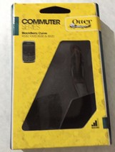 Otterbox Commuter for BlackBerry Curve 9330 9300 Black w/ Screen protector - $2.97