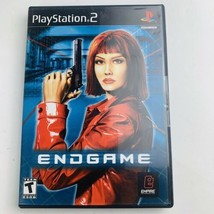 Endgame (Sony Playstation 2 PS2) Complete Tested - $17.81