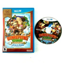 Donkey Kong Country Tropical Freeze Nintendo Selects Wii U 2016 - $9.85