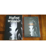 Bigfoot Double Deal! Bigfoot Witness Film and Book! One Special Price! - $19.75