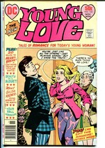 Young Love #122 1977-DC-Gilda Radner-Alex Toth-swimsuit panels-FN - $63.05