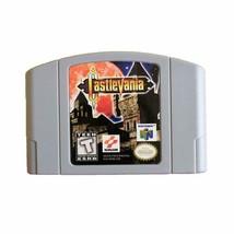 Castlevania N-64 N64 Nintendo 64 Cartridge Only - $19.79