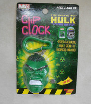 Marvel The Incredible Hulk Keychain Watch New in Package FREE SHIPPING - $8.59