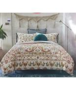 Opalhouse Desert Rose Medallion Duvet Cover Set Twin New Opal House XL Boho - $39.59