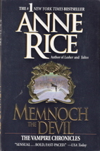 Memnoch The Devil by Anne Rice 0345389409 - $5.00