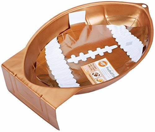 Wilton First and Ten Football Cake Pan, Take Your Next Game Night to the End zon