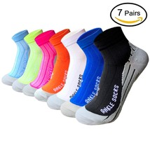 Low Cut Running Compression Athletic Socks For Men & Women - Sport Ankle... - $18.01+