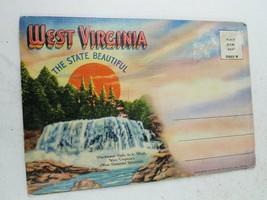 West Virginia Postcard by Curt Teich & Co. 1936 - $9.69
