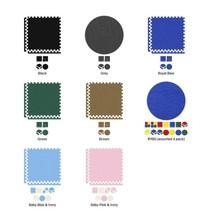 Alessco SoftTouch SoftFloor Black (8' x 8' Set) - $142.84