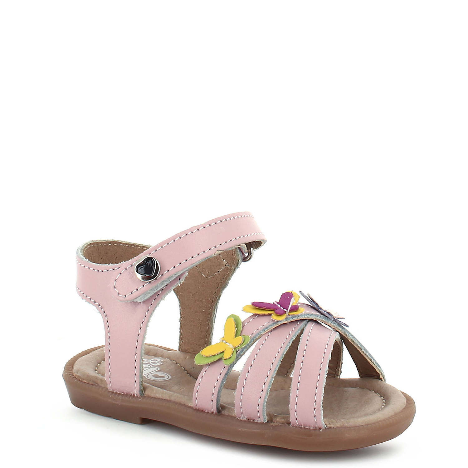 Girl's Rilo Baby Pink Butterfly Sandal